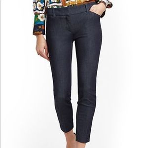 """""""Audrey"""" Ankle Pant in navy"""